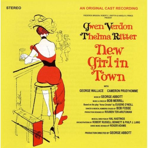 Girl in Town [An Original Cast Recording] [CD]