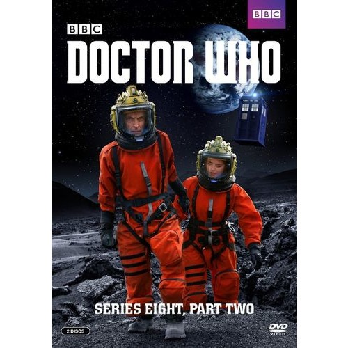 Doctor Who: Series Eight - Part Two [DVD]