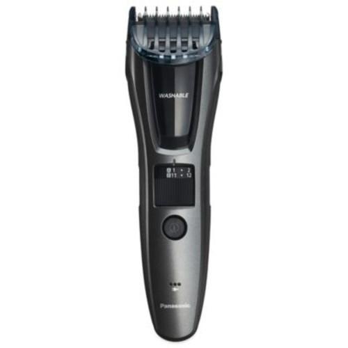 Panasonic's Men's Beard, Hair and Mustache Trimmer in Black