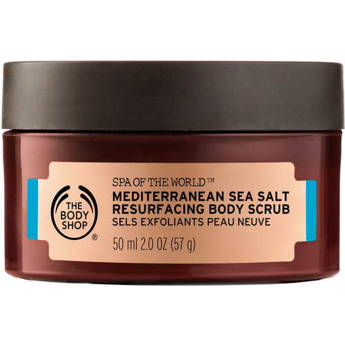 Spa Of The World Mediterranean Sea Salt Scrub