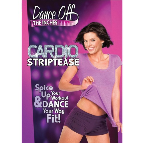 DANCE OFF THE INCHES: CARDIO S