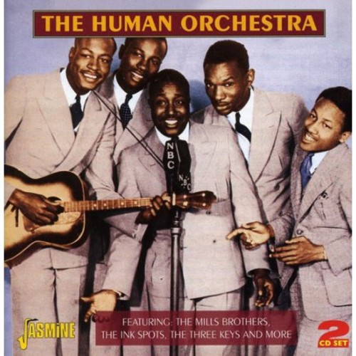 The Human Orchestra [CD]