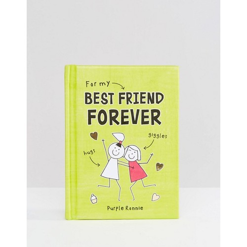 For My Best Friend Forever Book