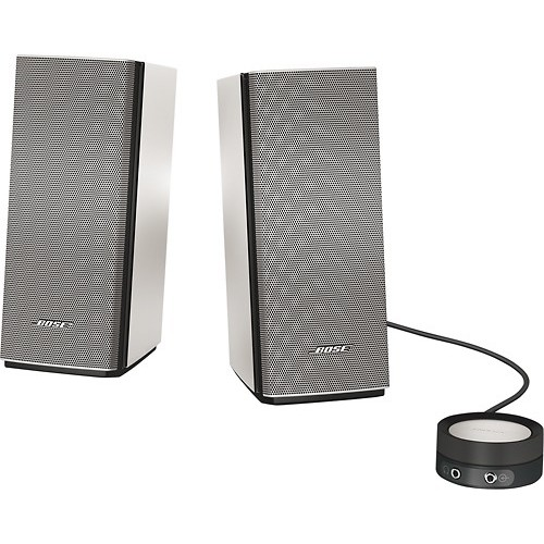 Bose Companion 20 Multimedia Speaker System [Frustration-Free Packaging]