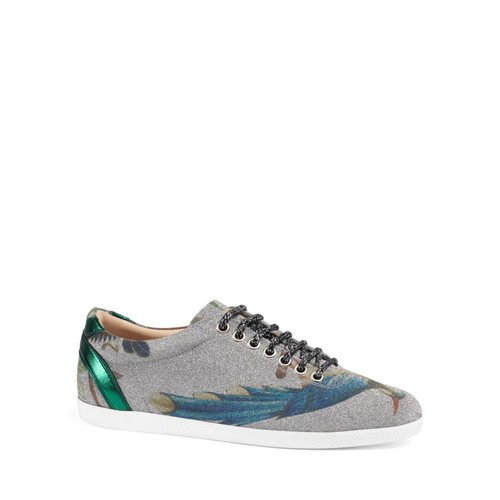 GUCCI Women'S Bambi Sparkle Sneakers