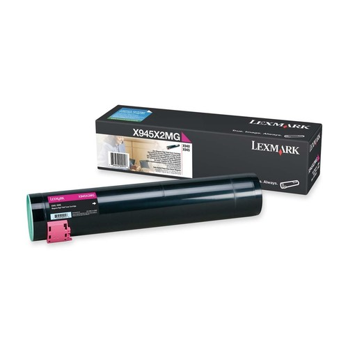 Lexmark Magenta Toner Cartridge (1)