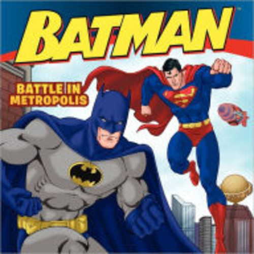 Batman Classic: Battle in Metropolis