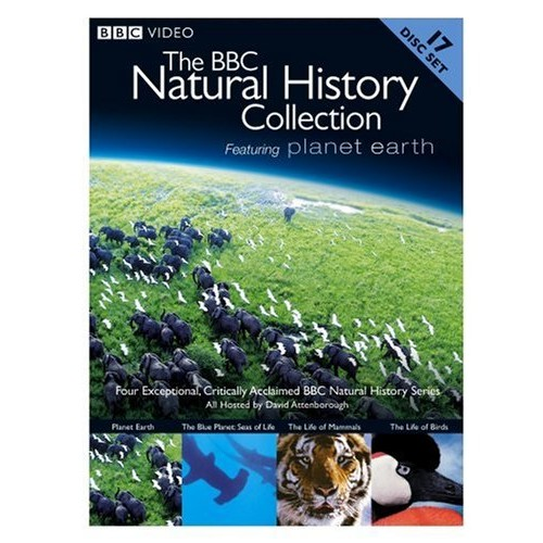 The BBC Natural History Collection featuring Planet Earth (Planet Earth/ The Blue Planet: Seas of Life Special Edition/ Life of Mammals/ Life of Birds): David Attenborough: Movies & TV