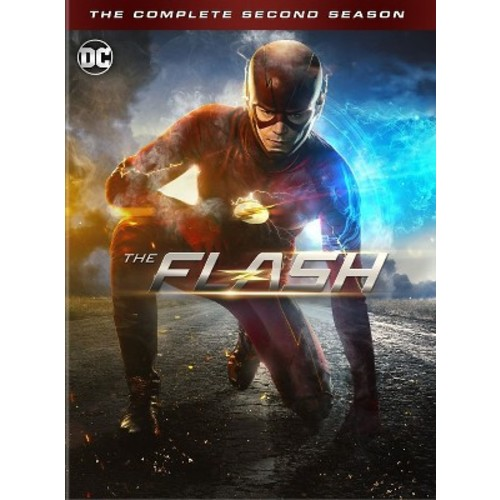 The Flash: The Complete Second Season (DC) [DVD]