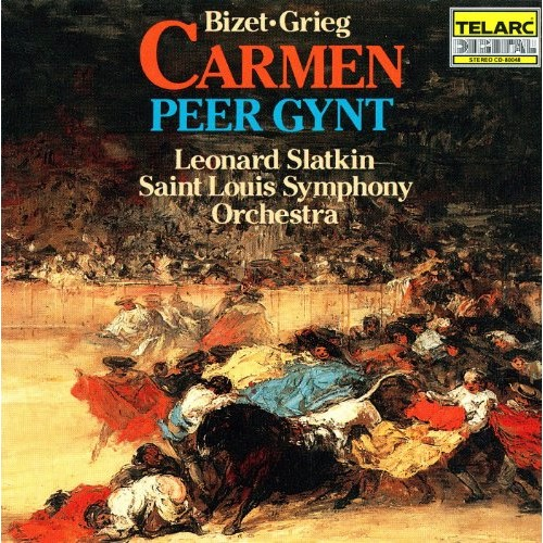 Bizet: Carmen Suite & Grieg: Peer Gynt Suites