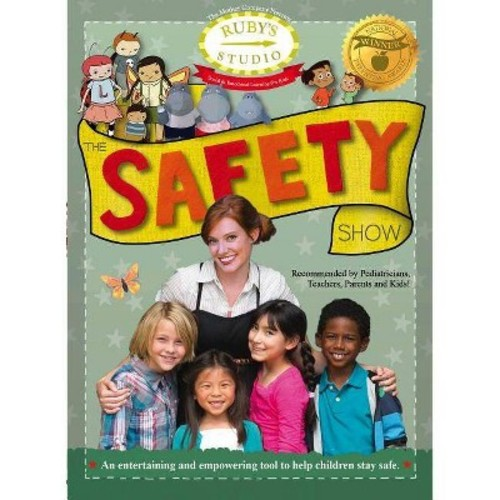 The Safety Show DVD by Abbie Schiller