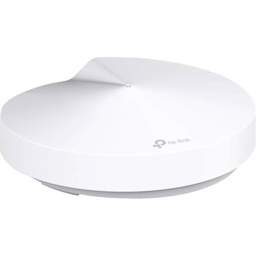 TP-LINK - Deco AC1300 Dual-Band Whole Home Wi-Fi System - White
