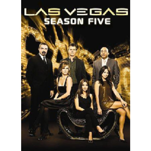 Las Vegas: Season 3 (Uncut & Uncensored) (DVD)