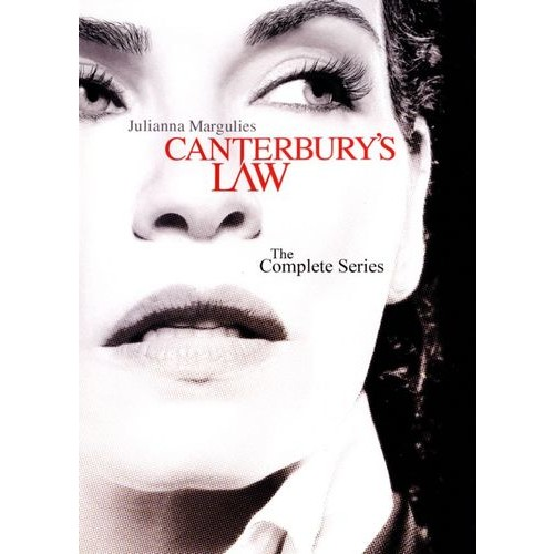 Canterbury's Law: The Complete Series [DVD]
