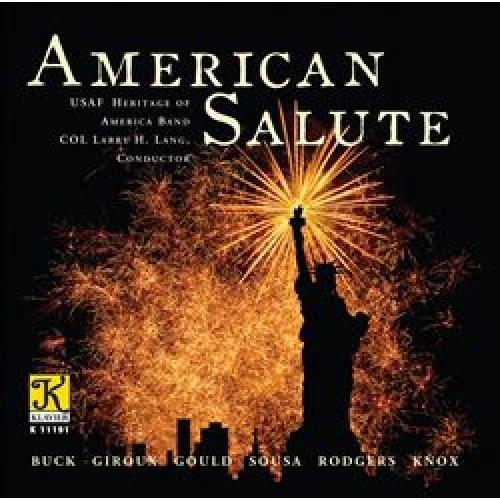 American Salute-CD