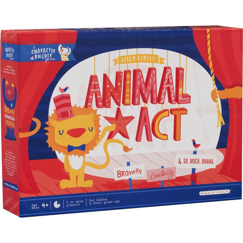 SILLY STREET - Animal Act Game