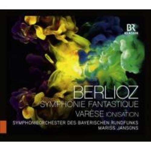 Berlioz: Symphonie Fantastique; Varse: Ionisation [CD]