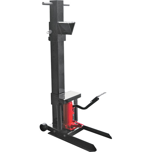 Ironton Vertical Foot-Operated Log Splitter  8-Ton