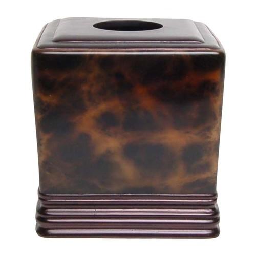 India Ink Belvedere Tissue Holder