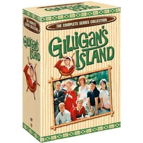 Gilligan's Island: The Complete Second Season [6 Discs]
