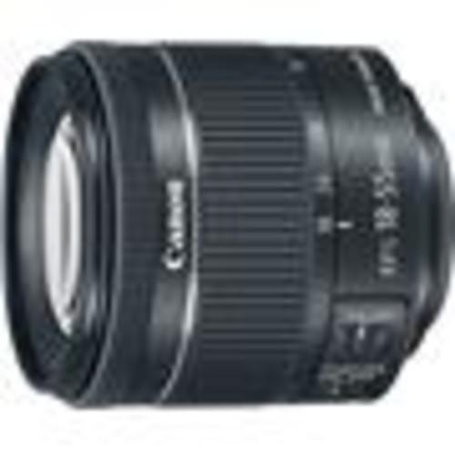 Canon EF-S 18-55mm f/4-5.6 IS STM Standard zoom lens for APS-C sensor Canon DSLR cameras