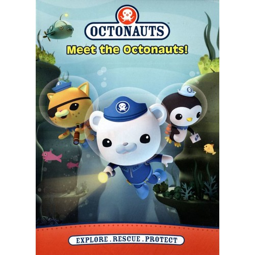 Octonauts: Meet the Octonauts! [With Puzzle] [DVD]