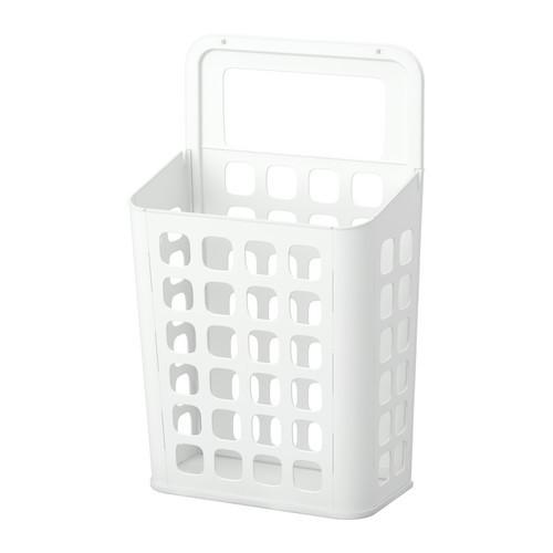 VARIERA Trash can, white