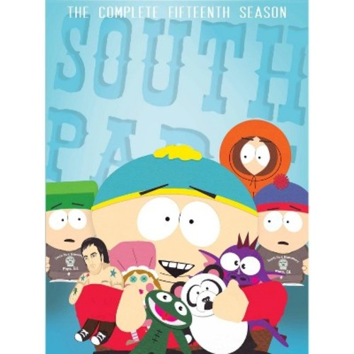 South Park: The Complete Fifteenth Season [3 Discs]