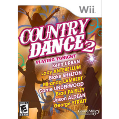 GameMill Entertainment Country Dance 2 [Pre-Owned]