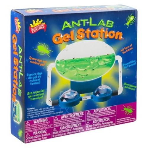 Scientific Explorer Ant Lab Gel Station Set