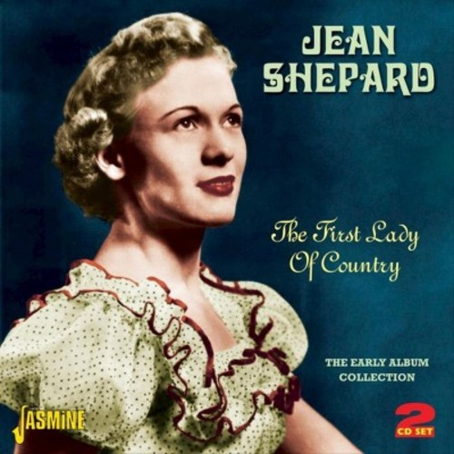 The First Lady of Country: The Early Album Collection [CD]