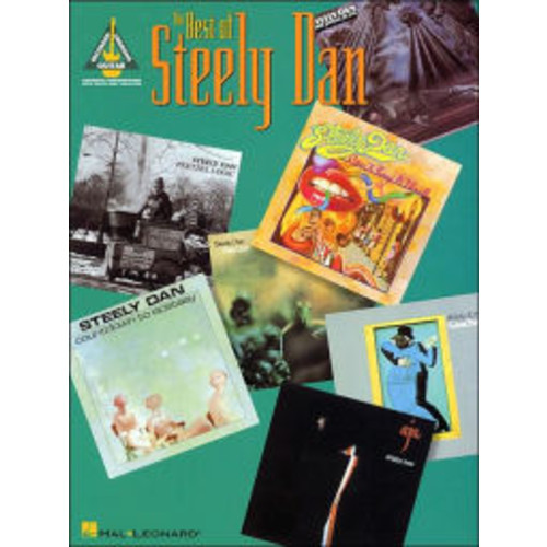 The Best of Steely Dan (Guitar Recorded Versions Series)