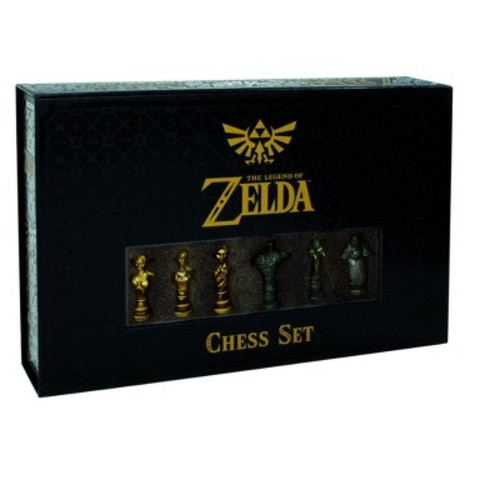 The Legend of Zelda Chess Set Game