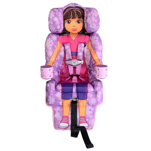 KidsEmbrace Friendship Combination Booster Car Seat - Dora and Friends