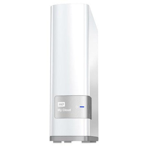 WD 3TB My Cloud Personal Network Attached Storage -NAS : WDBCTL0030HWT-NESN
