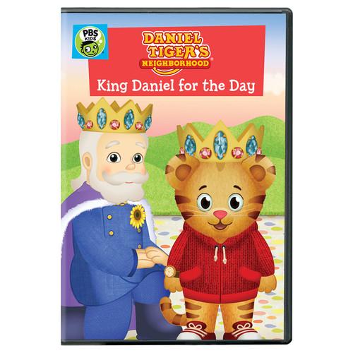 Daniel Tiger's Neighborhood: King Daniel for the Day DVD