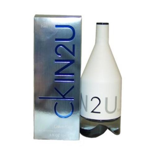 Ck In2U by Calvin Klein for Men, Eau De Toilette Spray, 1.7 Ounce