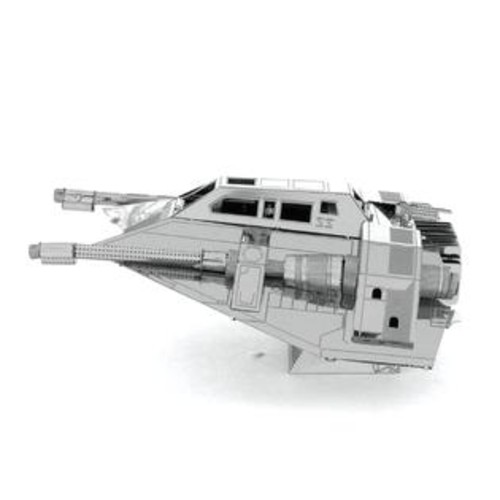 Fascinations Toys & Gifts Fascinations Metal Earth Snowspeeder Laser Cut 3D Metal Model Kit
