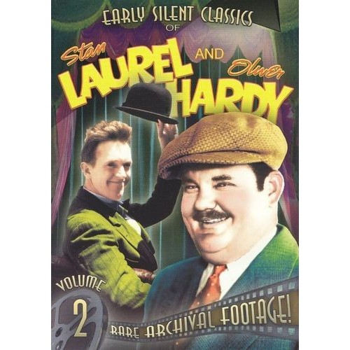 Stan Laurel and Oliver Hardy Classics, Vol. 2 [DVD]