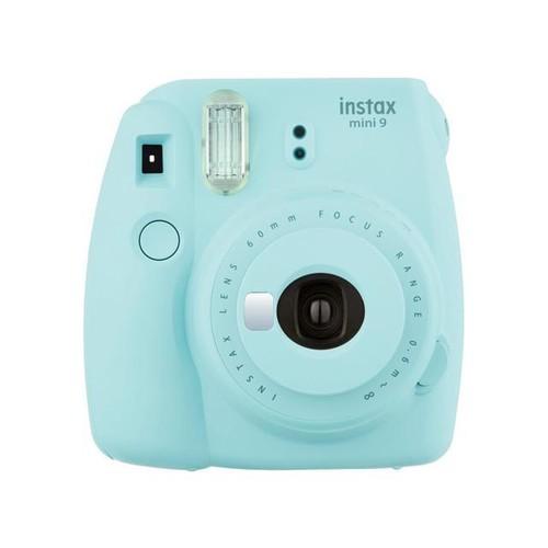 Fujifilm Instax Mini 9 Instant Camera - Ice Blue