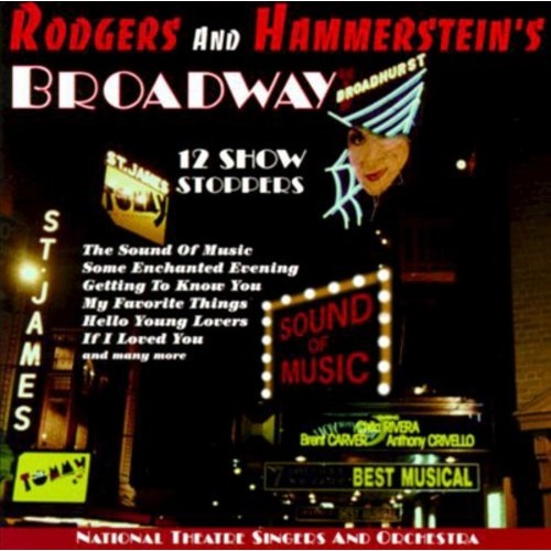 Rodgers & Hammerstein's Broadway 12 Show Stoppers [CD]
