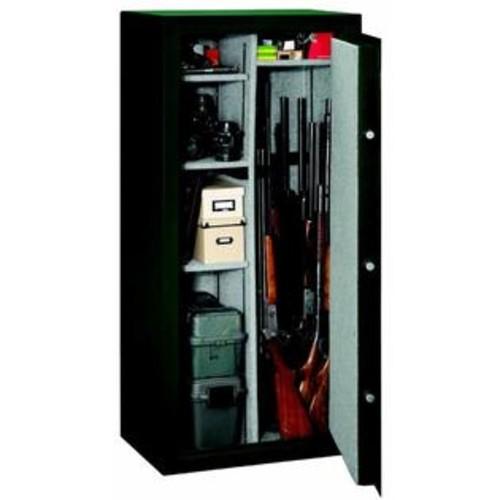 Stack-On Hunter Green 22-gun Fully Convertible Combination Lock Gun Safe