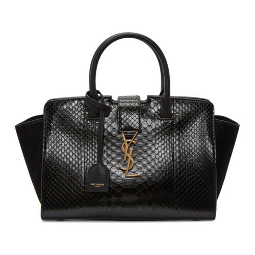 Black Baby Downtown Cabas Tote
