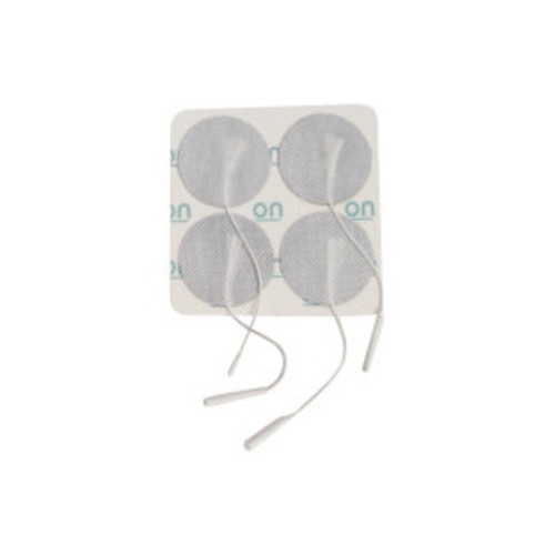 Drive Medical Round Pre Gelled Electrodes for TENS Unit, 1.75\