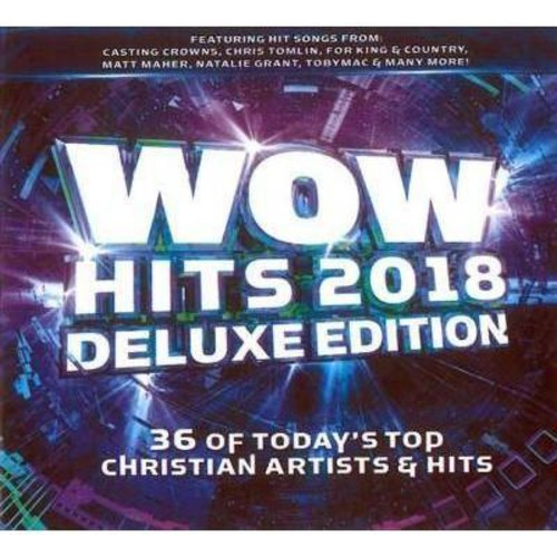 WOW Hits 2018 (Various Artists) [Deluxe Edition] [Audio CD]
