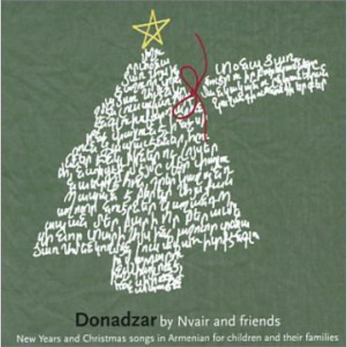 Donadzar: New Years and Christmas Songs in Armenian for Children and Their Families [CD]