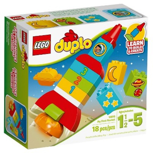 LEGO DUPLO 10815 My First Rocket