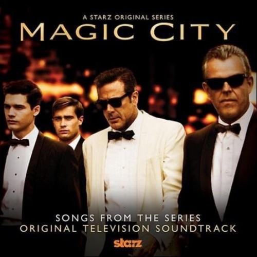 Magic City CD (2013)