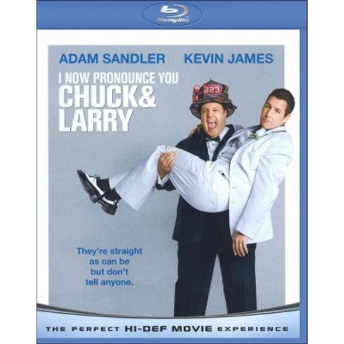 I Now Pronounce You Chuck & Larry (WS) (With Movie Money) (Blu-ray)