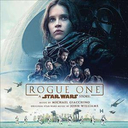Michael Giacchino - Rogue One:Star Wars Story (Osc) (Vinyl)